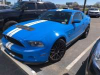 Pre-Owned 2011 Ford Mustang Shelby GT500 RWD 2D Coupe