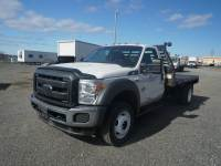 2012 Ford F-450 Chassis Truck Regular Cab V-8 cyl
