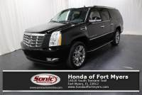 2014 CADILLAC Escalade ESV Luxury 2WD 4dr in Fort Myers