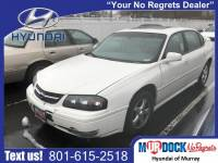 Used 2004 Chevrolet Impala LS Sedan near Salt Lake City