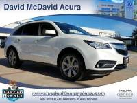 2014 Acura MDX SH-AWD with Advance and Entertainment Packages