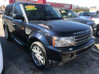 2008 Land Rover Range Rover Sport HSE for sale in Tulsa OK