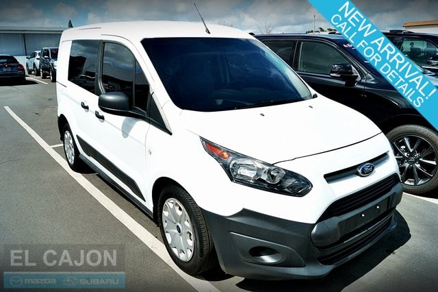 Photo Used 2014 Ford Transit Connect XL For Sale San Diego  NM0LE6E7XE1154589