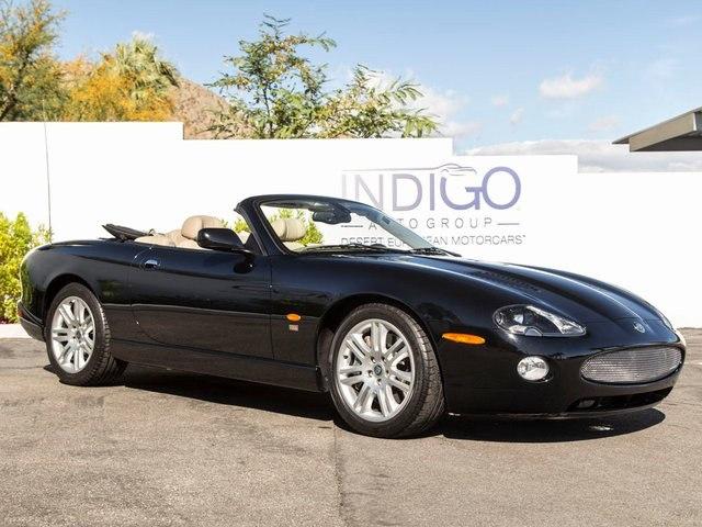 Photo 2005 Jaguar XKR Convertible Convertible