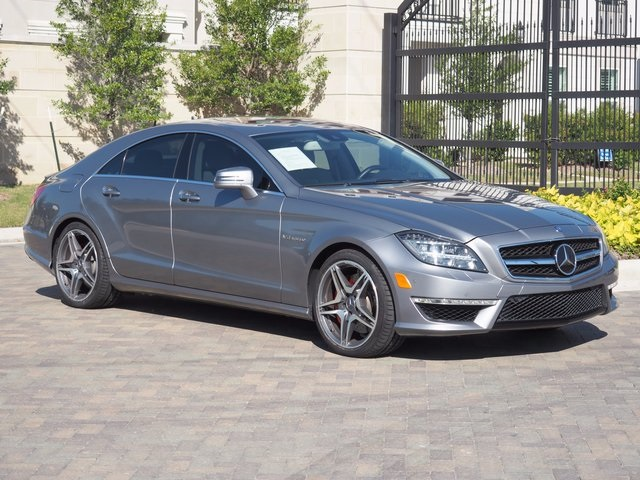 Photo 2014 Mercedes-Benz CLS CLS 63 AMG Sedan for sale in Houston, TX