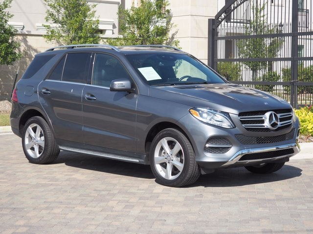Photo 2017 Mercedes-Benz GLE 350 GLE 350 SUV for sale in Houston, TX