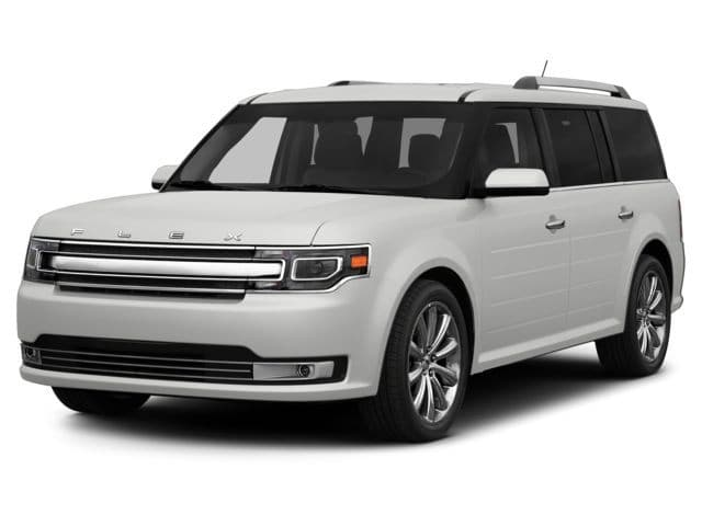Photo Pre-Owned 2015 Ford Flex Limited SUV in Oakland, CA