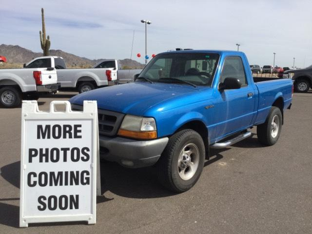 Photo PRE-OWNED 2000 FORD RANGER REG CAB 112 WB XL RWD REGULAR CAB PICKUP