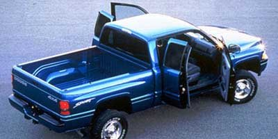 Photo Pre-Owned 1998 Dodge Ram 2500 RWD Extended Cab Pickup