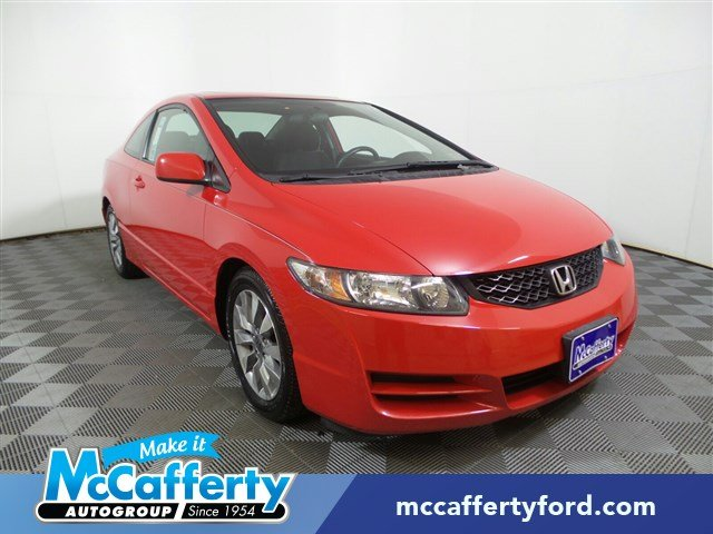 Photo Used 2011 Honda Civic For Sale  Langhorne PA - Serving Levittown PA  Morrisville PA  2HGFG1B83BH516688