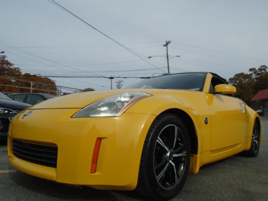 Photo 2005 Nissan 350Z Touring