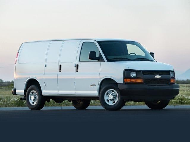 Photo 2012 Chevrolet Express 1500 Cargo Van Van