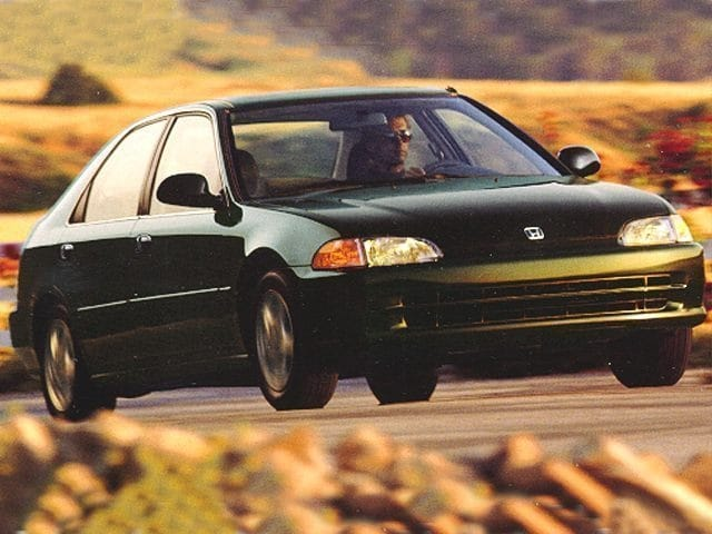 Photo 1995 Honda Civic DX Sedan
