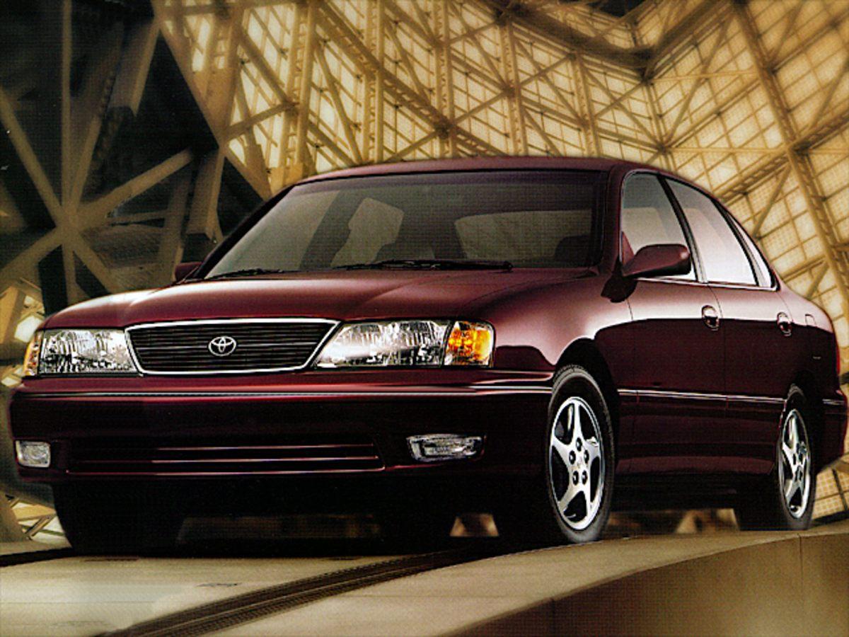 Photo Pre-Owned 1998 Toyota Avalon FWD 4D Sedan