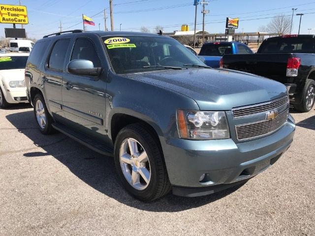 Photo 2008 Chevrolet Tahoe LTZ for sale in Tulsa OK