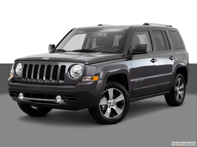 Photo Pre-Owned 2016 Jeep Patriot Latitude in Little RockNorth Little Rock AR