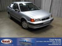 Used 1997 Toyota Tercel 2dr Sdn CE Auto