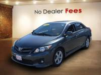 Certified Pre-Owned 2012 Toyota Corolla S FWD 4dr Car