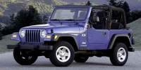 Used 2004 Jeep Wrangler 2dr X