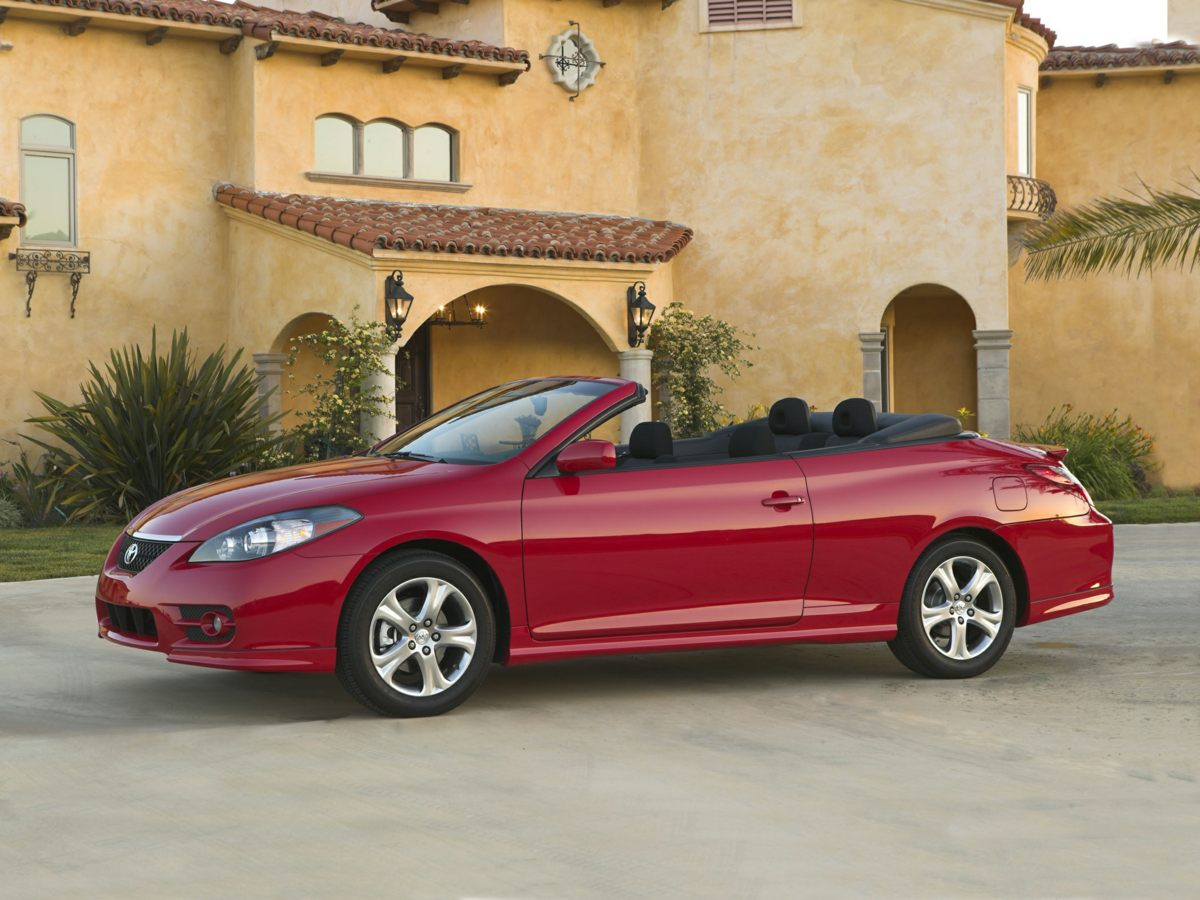 Photo 2008 Toyota Camry Solara SLE Convertible FWD