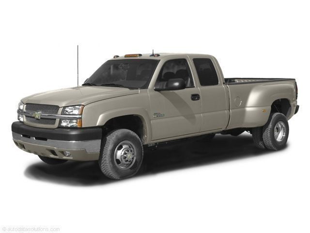 Photo Used 2003 Chevrolet Silverado 3500 LT Truck Extended Cab Near Indianapolis