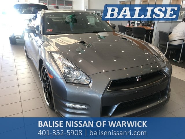 Photo Used 2014 Nissan GT-R Black Edition for sale in Warwick, RI