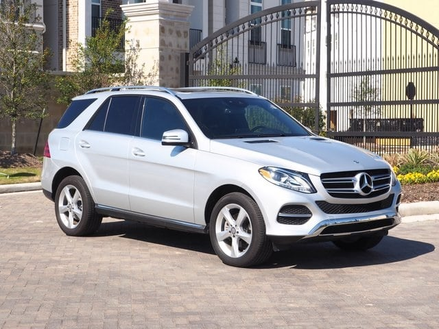Photo 2016 Mercedes-Benz GLE 350 SUV for sale in Houston, TX