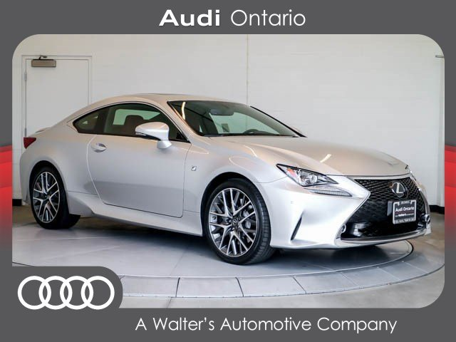 Photo Pre-Owned 2017 Lexus RC 350 F Sport