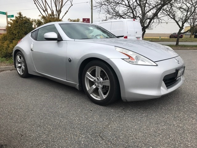 Photo Used 2011 Nissan 370Z Touring Coupe in Mechanicsville, VA