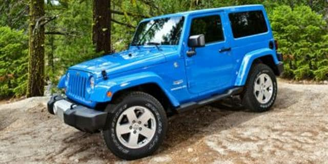 Photo Used 2014 Jeep Wrangler 4WD 2dr Rubicon in Salem, OR