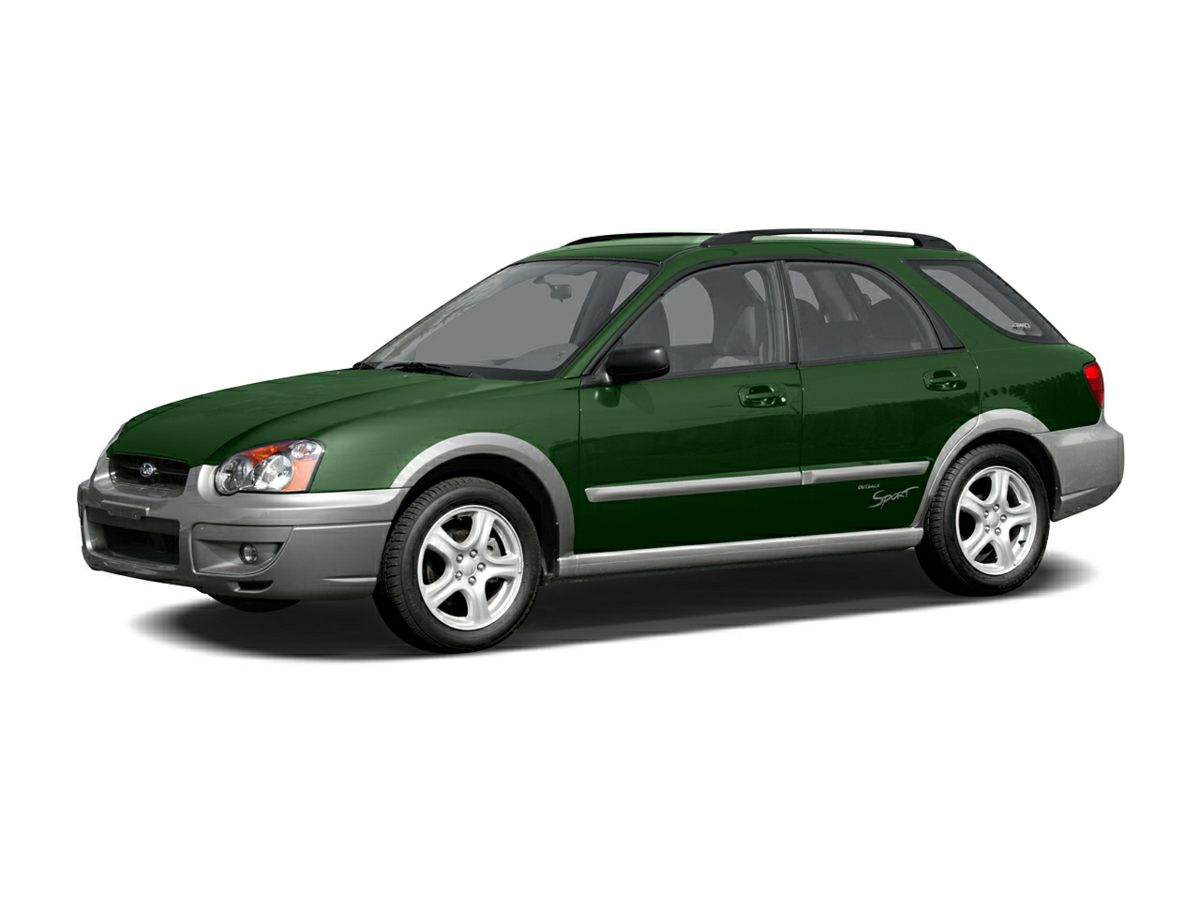 Photo 2005 Subaru Impreza Outback Sport Wagon AWD