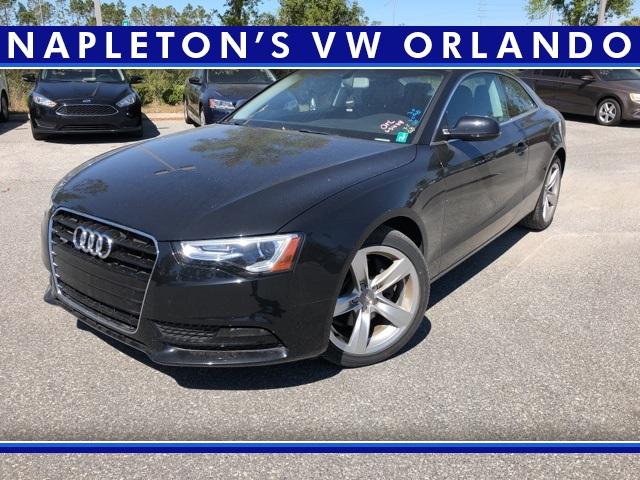 Photo Used Audi A5 2.0T Premium Tiptronic in Orlando, Fl.