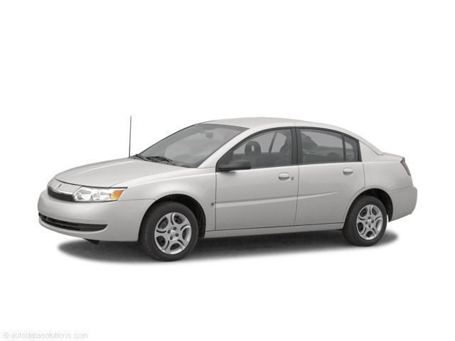Photo 2003 Saturn ION ION 2 Sedan