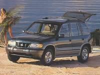 1999 Kia Sportage SUV