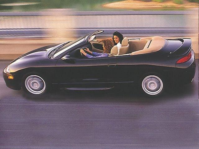 Photo 1998 Mitsubishi Eclipse GS Convertible