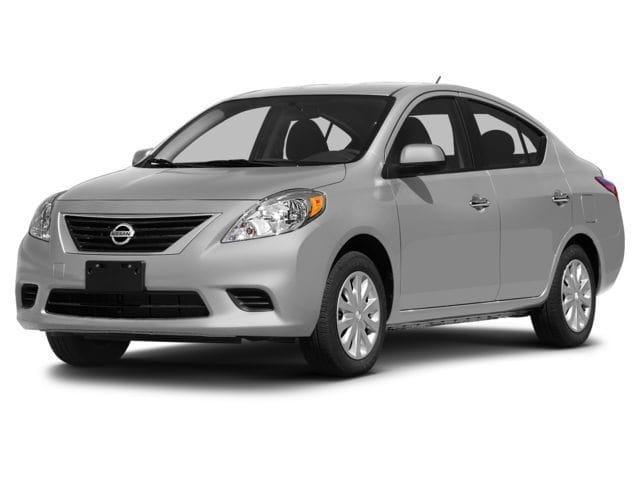 Photo Certified 2015 Nissan Versa 1.6 S Sedan in Greensboro NC