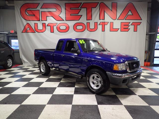 Photo 2005 Ford Ranger XLT SUPERCAB 4X4 AUTO 4.0L V6 GREAT TIRES 128K