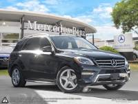Certified Used 2015 Mercedes-Benz ML400 4MATIC SUV
