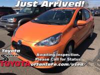 Certified Pre-Owned 2015 Toyota Prius c Four With Navigation