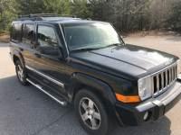 Used 2010 Jeep Commander Sport SUV