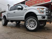 2015 F150 Lifted >> Custom Lifted Ford F150 For Sale