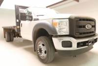 Used 2012 Ford F-450 DRW XL Regular Cab 2WD Flatbed in Vernon TX