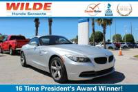Pre-Owned 2009 BMW Z4 2dr Roadster sDrive30i Convertible