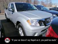 2012 Nissan Frontier SV Pickup