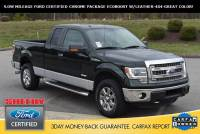 Certified Pre-Owned 2014 Ford F-150 !LOW Miles-XLT-Leather-Green GEM IN Color! Truck SuperCab Styleside in Ashland, VA