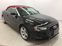 Used 2016 Audi A5 2.0T Premium Plus Cabriolet Convertible in Danbury