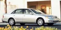 Used 2000 Toyota Avalon 4dr Sdn XL w/Bench Seat