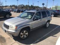 Used 2001 Jeep Grand Cherokee Limited SUV V-8 cyl for sale in Richmond, VA