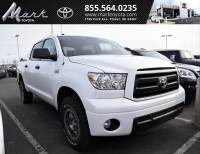 Used 2012 Toyota Tundra Grade CrewMax 5.7L V8 4X4 W/TRD Rock Warrior Packa Truck in Plover, WI