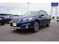 Certified Pre-Owned 2017 Subaru Outback Limited in Cheyenne, WY